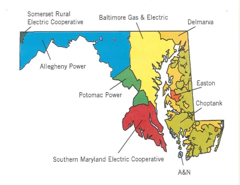 Indiana Gas Tax >> State Utility Maps · Avalon Energy